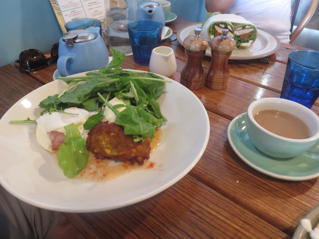 Our delicious food from TREEO Cafe in Sawtell